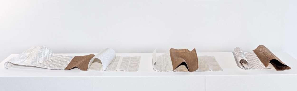 Silence # 1 à 3, 2015 Julie Bénédicte Lambert