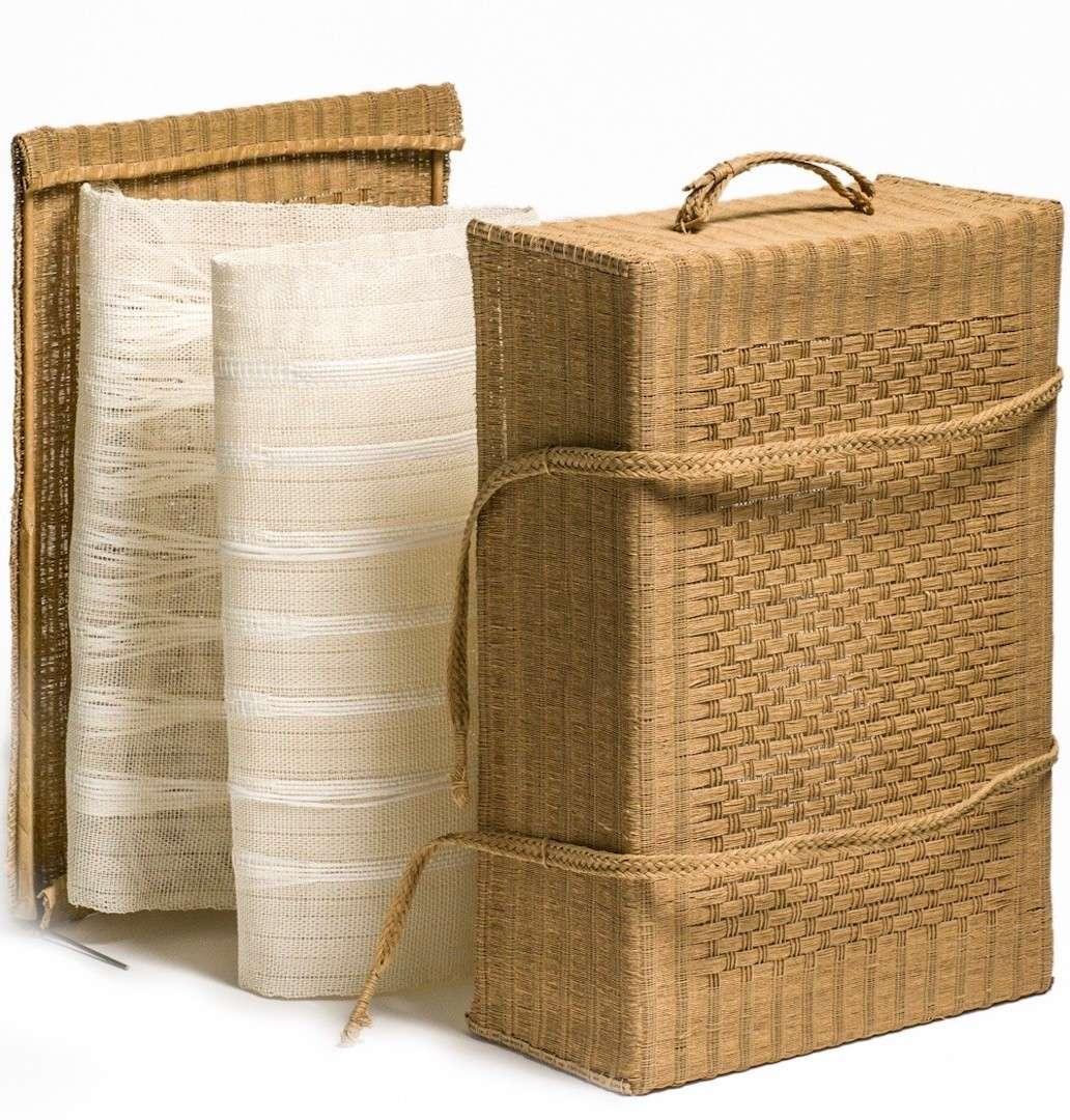 Le bagage de Marguerite Yourcenar.